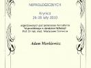 XIII Małopolskie Spotkania Nefrologiczne