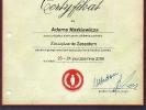 Certyfikat - Zarządzanie Zespołem