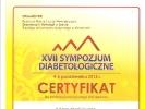 XVII Sympozjum Diabetologiczne
